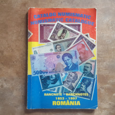 Catalog numismatic - Bancnote - 1853-1997 - Romania