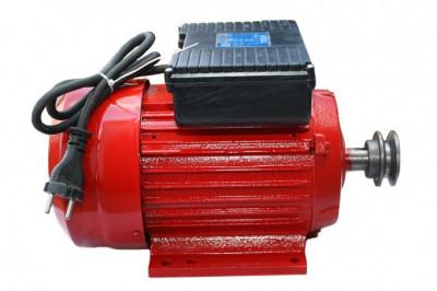 GF-1159 Motor electric 3.0 kw 3000rpm TROIAN ROSU foto