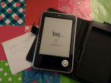 ebook reader bq Cervantes