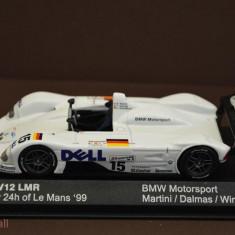 Macheta Minichamps 1:43, BMW V12 LMR