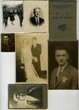 Colectie fotografii acelasi lot Brasov, carnet de identitate Orasul Stalin 1953, Generic