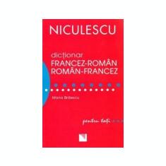 Dictionar francez-roman, roman-francez pentru toti