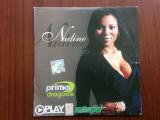 nadine prima dragoste album cd disc muzica pop euro dance alpha sound 2001