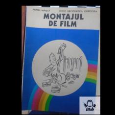 Aurel Masca Montajul de film