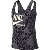 Cumpara ieftin Maiou Nike W NSW GYM VNTG TANK LEOPARD