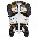 Scut Protectie Aluminiu Shark Skidplate Can-am Outlander 800 MAX