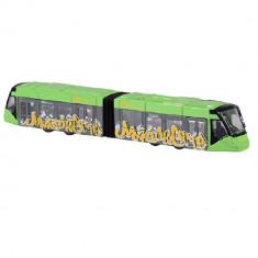Tramvai Siemens Avio Tram, verde
