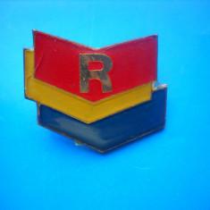 HOPCT ROMANIA INSIGNE VECHE TRICOLOR R