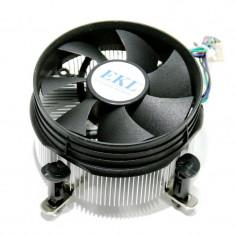 GARANTIE! Cooler procesor EKL 21908 Vent. 92mm Socket 775 1150 1151 1155 1156, Pentru procesoare