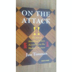 On the attack- Jan Timman