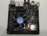 Kit Placa de baza Gigabyte GA-H87N-WIFI + Procesor i7-4770 + Cooler, Pentru INTEL, LGA 1150, DDR3