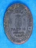 Insigna regalista Vanatoare - Paznic Agricol Public