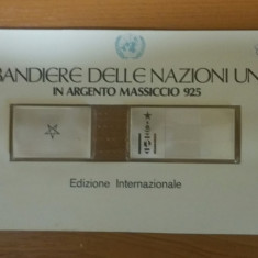 2 Lingouri ARGINT 925 de colectie, Lingou