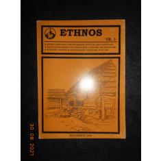 ETHNOS. REVISTA STIINTIFICA DE ETNOGRAFIE, FOLCLOR, ARTA POPULARA (nr. 3, 1994)