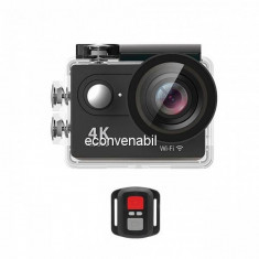 Camera Video Subacvatica 4K Wifi Telecomanda Action Camera