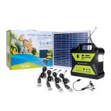 Generator fotovoltaic 30 watti cu 6 becuri incluse