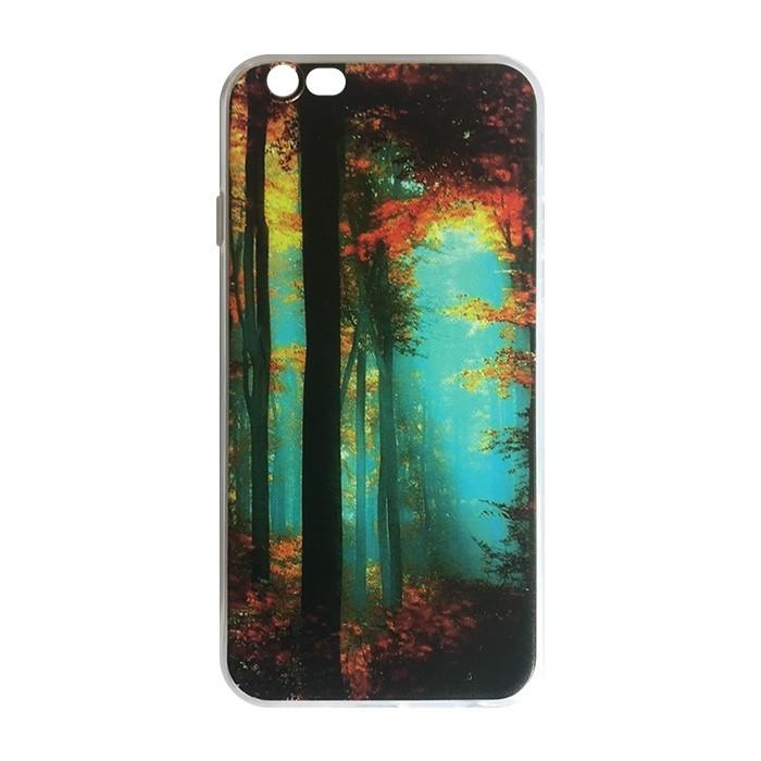 Husa SAMSUNG Galaxy S6 Edge - Trendy Forest