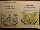 Universul lui Edgar Cayce, vol 1, 2 - Dorothee Koechlin de Bizemont (1993, 1995)