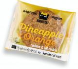 Cumpara ieftin Cookie cu ananas si portocale fara gluten bio 50g