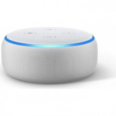 Boxa Amazon Echo Dot 3, Alexa, Argintiu
