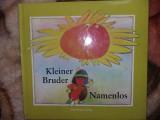 Carte veche Copii,Kleiner Bruder Namenlos-Indianer-Märchen-DDR,1981,Ca NOUA,T.GR