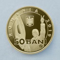 ROMANIA - 50 Bani 2019 - 30 de ani de la Revoluția Română din Decembrie - PROOF