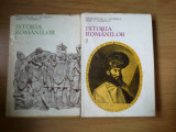 e0e CONSTANTIN C. GIURESCU, DINU C. GIURESCU - ISTORIA ROMANILOR 2 volume
