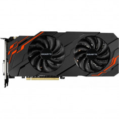 Placa video GIGABYTE GeForce GTX 1070 Windforce OC, 8GB GDDR5 256-bit, HDMI,...