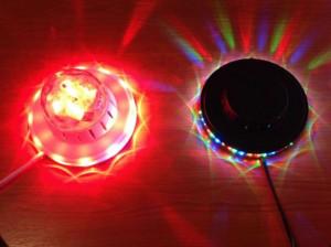 Proiector cu led Little Sun (Lumini si efecte / Disco)