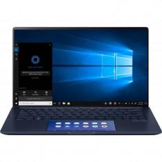 Laptop Asus ZenBook 13 UX334FAC-A3022R 13.3 inch FHD Intel Core i7-10510U 8GB DDR3 512GB SSD Windows 10 Pro Royal Blue