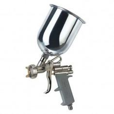 Pistol de vopsit cu aer comprimat Troy T18673, 600 ml, O2.5 mm