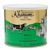Khanum Butter Ghee (Ulei Indian Pur - Unt) 500g