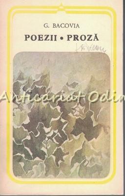 Poezii. Proza - George Bacovia