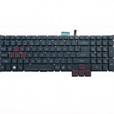 Tastatura Laptop Acer Predator 17-G9 iluminata us