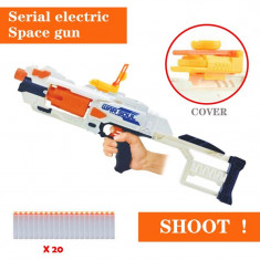Arma de jucarie, electrica, semiautomata, WAR SOUL,