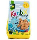 Biscuiti din Faina Integrala de Ovaz cu Fructe Bio Karibix 150gr Bohlsener Muhle Cod: BHM53277