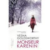Monsieur Karenin - Vesna Goldsworthy, Humanitas