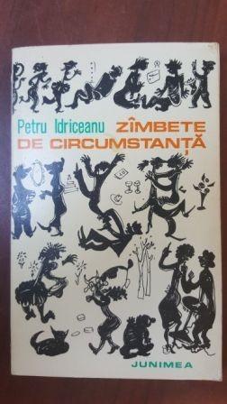 Zimbete de circumstanta- Petre Idriceanu