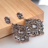 Cercei Luxury Gray Crystal 21B21C233