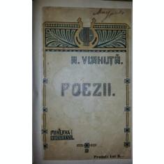 POEZII - 1880 - 1908 - A . VLAHUTA