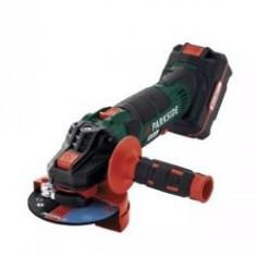 Polizor unghiular Parkside flex cu acumulator  125 mm + baterie  + incarcator
