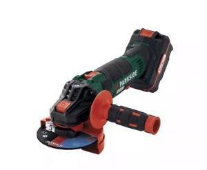 Polizor unghiular Parkside flex cu acumulator  125 mm + baterie  + incarcator foto
