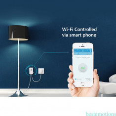 Modul control, controler Broadlink SC1 cu control Wifi , wireless
