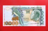 SÃO TOMÉ E PRÍNCIPE  -  10.000 Dobras 2004  -  UNC