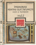 Indrumar Pentru Electronisti Radio Si Televiziune - C. Gazdaru