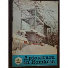 REVISTA APICULTURA IN ROMANIA NR.2/1980