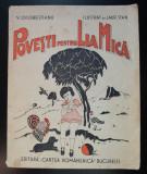 V. Odobeștianu - Povești pentru Lia Mică (ilustrații: Laur. Stan; 1934)
