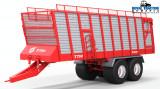 Remorcă Metal-Fach T750 14t