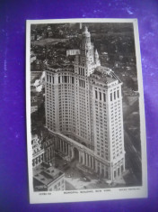 HOPCT 73295 MUNICIPAL BUILDIG NEW YORK SUA  -NECIRCULATA foto