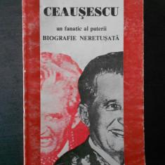 ION PETCU - CEAUSESCU